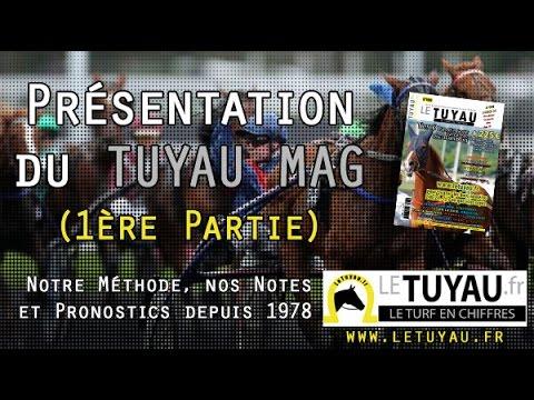 course pmu, TUYAU Magazine
