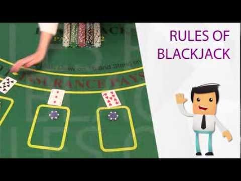 Le Blackjack : Les Règles du Jeu...