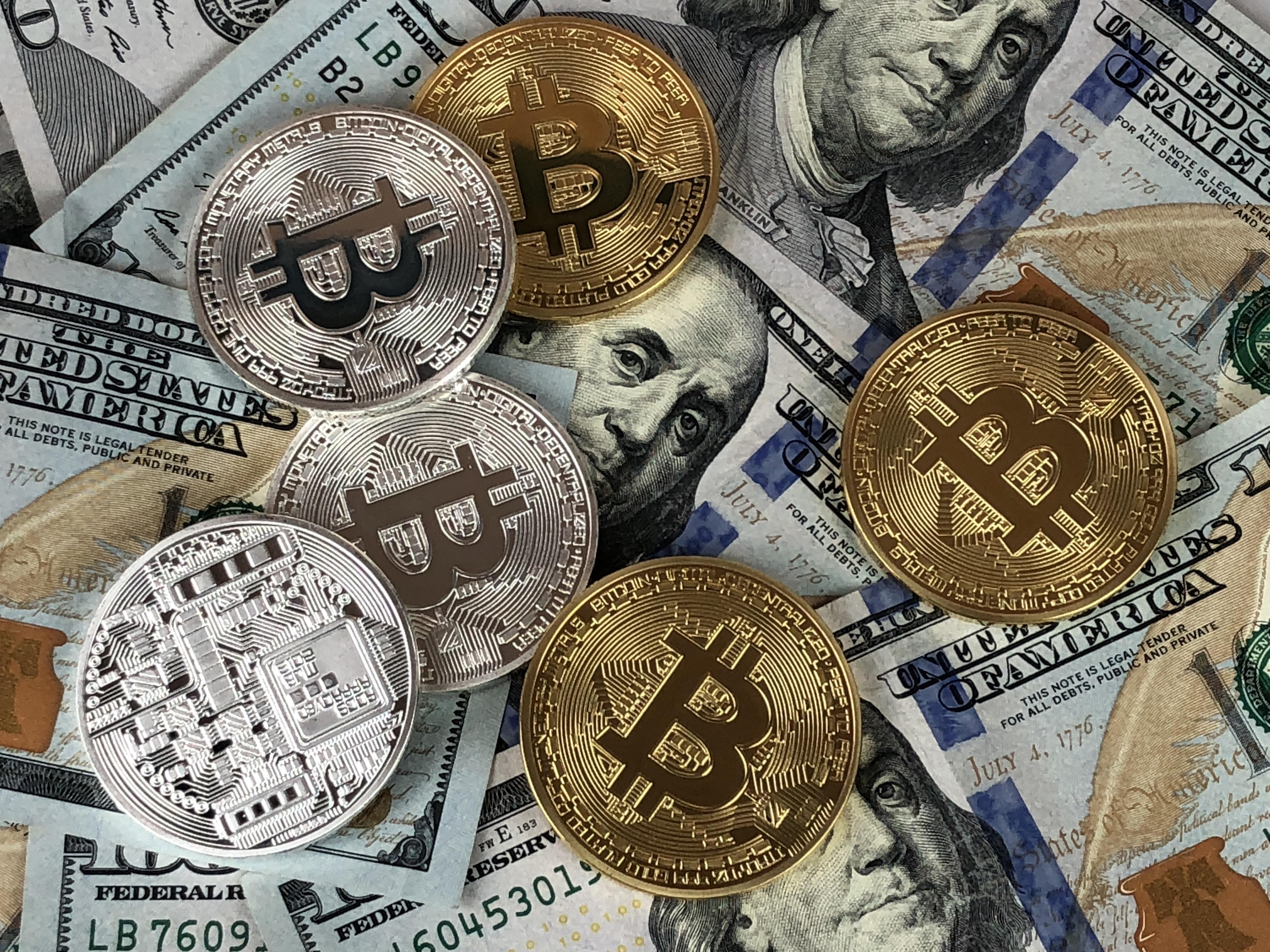 Crypto Monnaie,Argent
