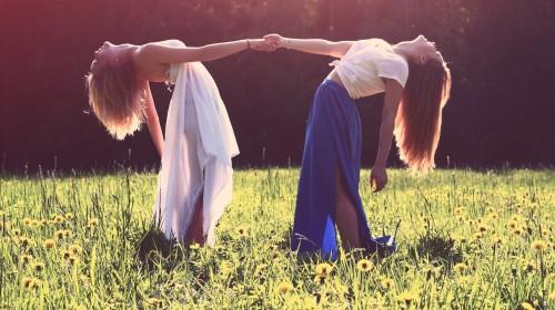 Friendship girls